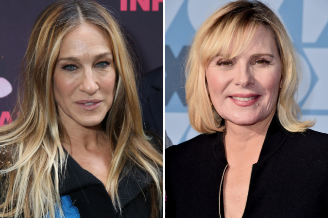 Sarah Jessica Parker et Kim Cattrall – Sex and the City