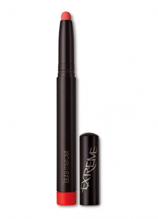 Velour Extreme Matte Lipstick in de kleur 'Chicas' van Laura Mercier