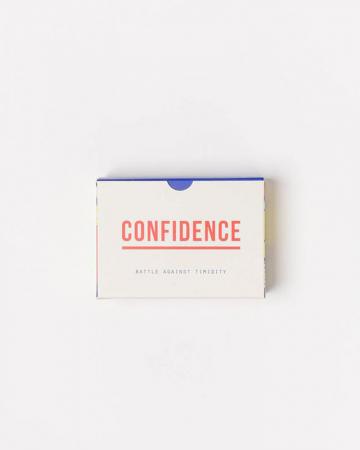 Kaarten voor meer zelfvertrouwen