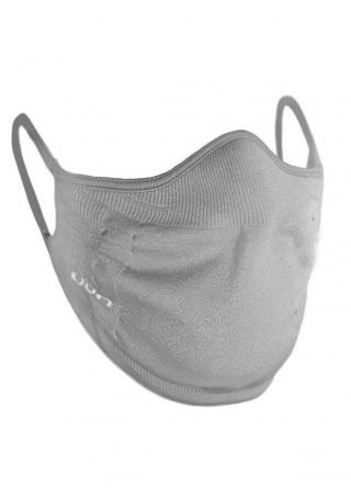 Elastisch mondmasker met ademende 3D-ribben