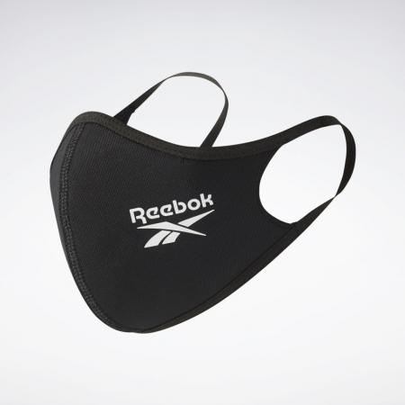Zwart (sport)mondmasker