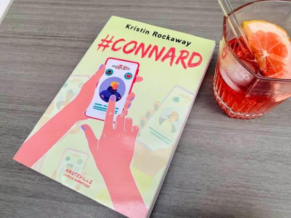 """#Connard"", Kristin Rockaway (Hauteville)"
