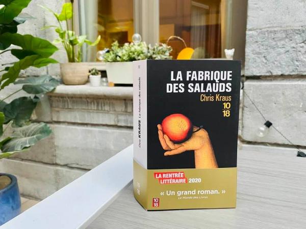 """""""La fabrique des salauds"""", Chris Kraus (10/18)"""