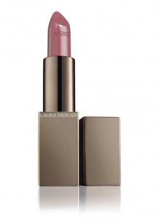 Rouge Essentiel Silky Crème Lipstick van Laura Mercier in de kleur A La Rose