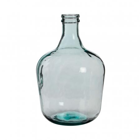 Flesvormige vaas