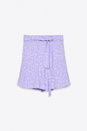 Lilac broekrok
