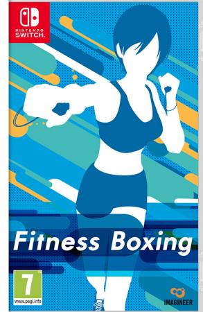 Fitness Boxing voor Nintendo Switch