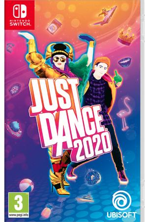 Just Dance 2020 voor PS4, Nintendo Switch en Xbox One