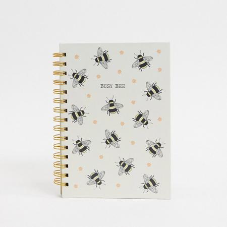 Notitieboekje 'busy bee'