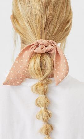 Haarlinten / scrunchies