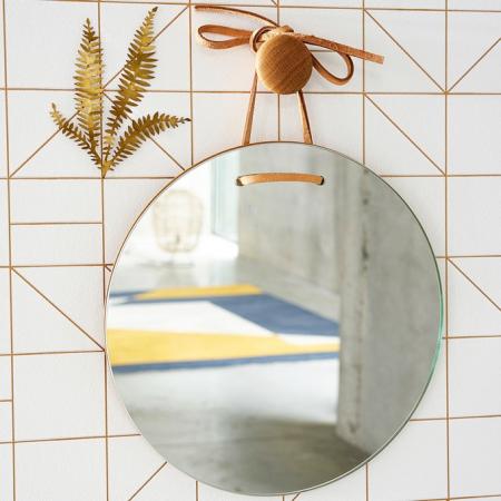 Ronde spiegels (met diameter van 30 cm)