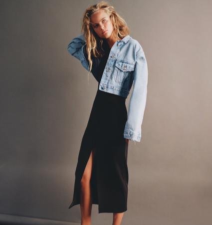Le jean et oversize