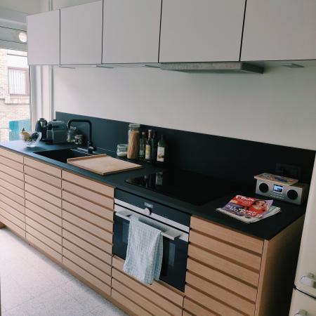 Keuken: na
