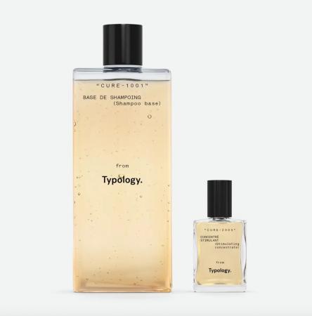 Shampoing stimulant – Typology