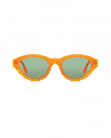 Neonoranje zonnebril