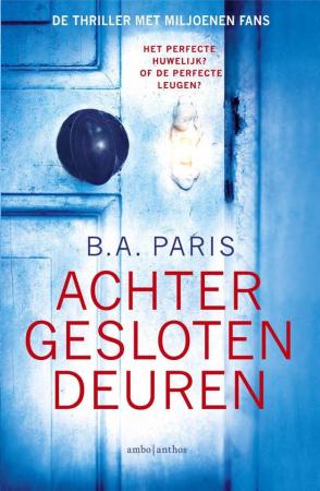 Achter gesloten deuren, B.A. Paris