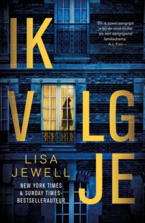 Ik volg je, Lisa Jewell