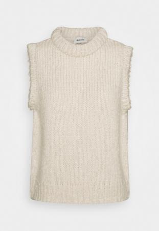 Crèmekleurige knit