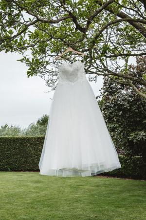 De jurk