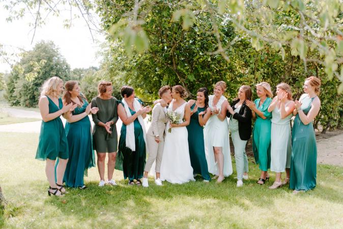 De bruidsmeisjes (pt. I)