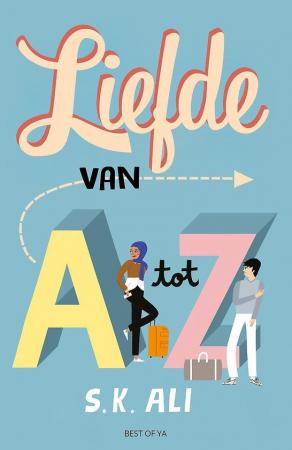 'Liefde van A tot Z' van S.K. Ali