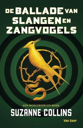 'De Hongerspelen – De ballade van slangen en zangvogels' van Suzanne Collins