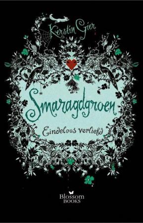 'Eindeloos verliefd 3 – Smaragdgroen' van Kerstin Gier