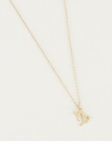 Sterrenbeeldketting symbool goud of zilver