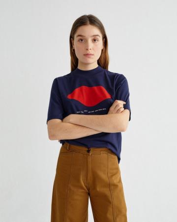 Het basic T-shirt