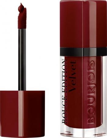 Rouge Edition Velvet van Bourjois in de kleur19 Purple Burgundy
