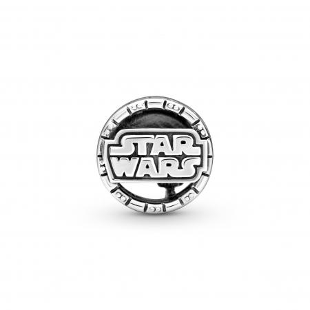 Logo argenté