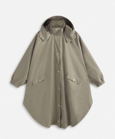 Trench cape