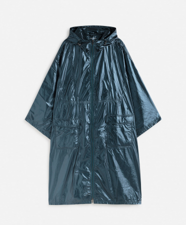 Veste cape coupe-vent