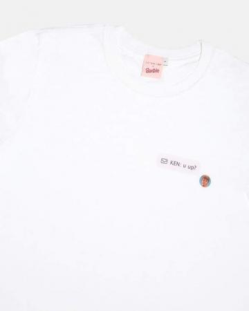 T-shirt 'U up?'