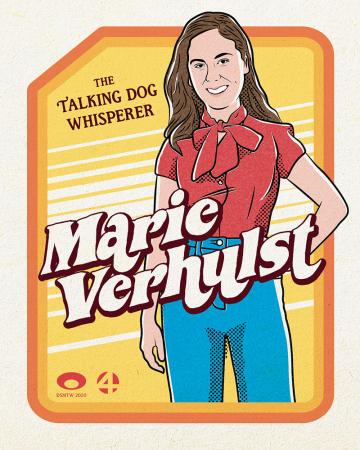 Marie Verhulst (25)