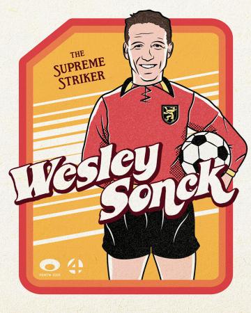 Wesley Sonck (42)