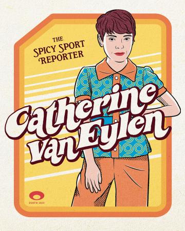 Catherine Van Eylen (49)