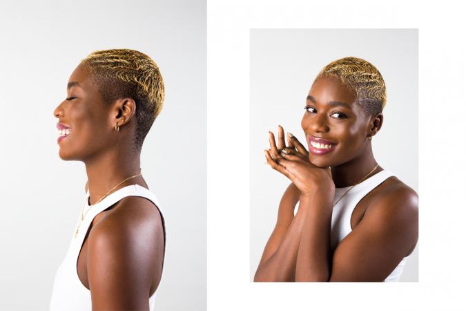 Maame (27), creative director