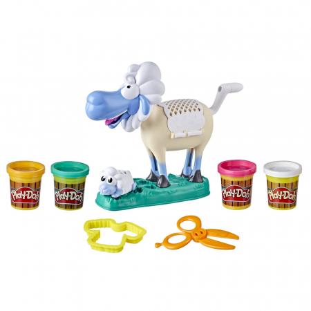 Tonte de mouton Play-Doh