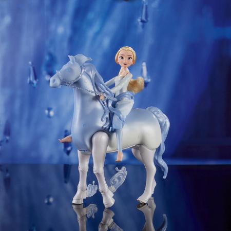La Reine des Neiges Elsa et Nokk