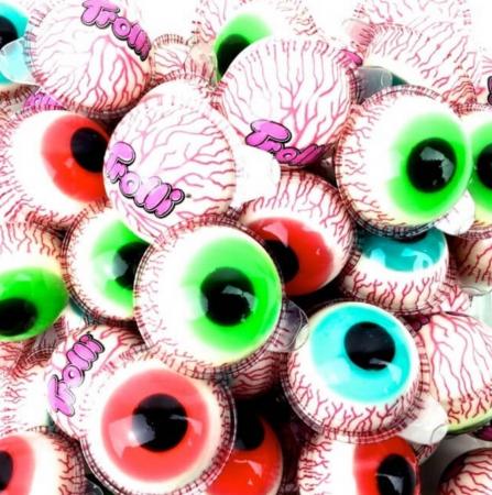 Bonbons yeux