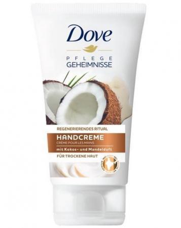 Handcrème van Dove