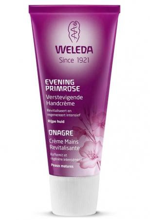 Verstevigende handcrème van Weleda