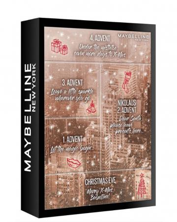 Maybelline 5 Door Advent Calendar
