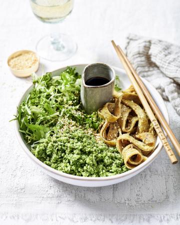 Aziatische bowl