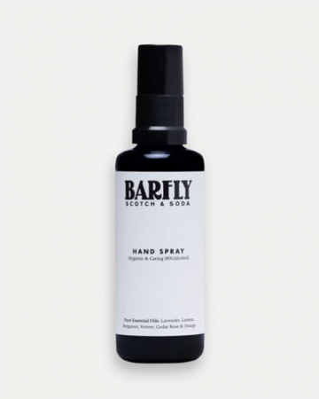 Barfly handontsmettingsspray