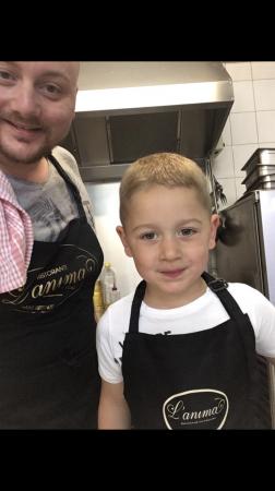 Samen in de keuken