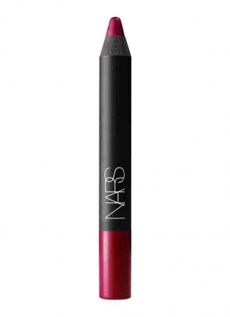 Velvet Matte Lip Pencil van Nars in de kleur Damned