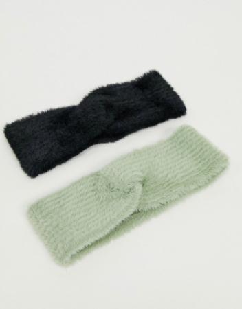 Set van 2 haarbanden