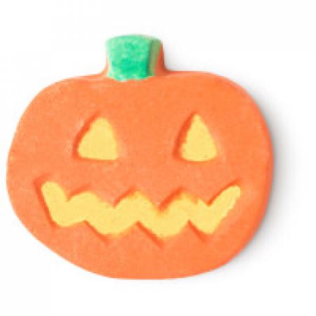 Bombe de bain Punkin Pumpkin de Lush
